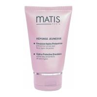 "Matis Hydra-Protective Emulsion - Увлажняющая эмульсия против обезвоживания кожи лица ""Блеск молодости"" 50 мл"