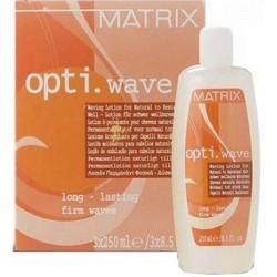 Фото Matrix Opti Wave - Лосьон для завивки нормальных и трудно поддающихся волос, 3*250 мл