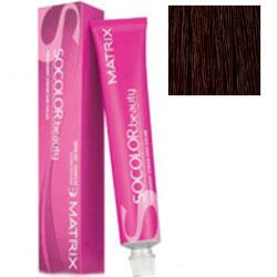Фото Matrix Socolor.beauty - Крем-краска перманентная 6MR темный блондин мокка красный, 90 мл