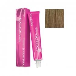 Matrix Socolor.beauty - Крем-краска перманентная Соколор Бьюти 8G светлый блондин золотистый 90 мл