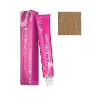 Matrix Socolor.beauty - Крем-краска перманентная 9W теплый очень светлый блондин, 90 мл
