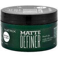 Matrix Style Link Matte Definer - Матовая глина для волос, 100 гр