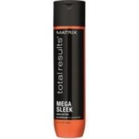 Matrix Total Results Mega Sleek Conditioner - Кондиционер с маслом ши для гладкости волос, 300 мл.<br>