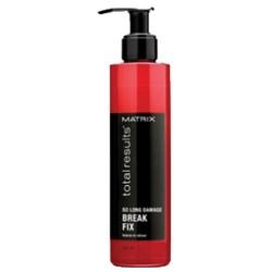 Matrix Total Results So Long Damage Break Fix Elixir - Несмываемый эликсир для восстановления волос, 200 мл