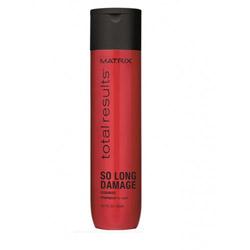 Фото Matrix Total Results So Long Damage Shampoo - Шампунь для восстановления ослабленных волос, 300 мл