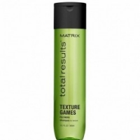 Matrix Total Results Texture Games Shampoo - Шампунь со свойствами стайлинга, 300 мл