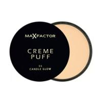 Max Factor Creme Puff Powder Heritage Candle Glow - Крем-пудра тональная 55 тон