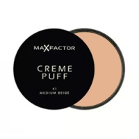 Max Factor Creme Puff Powder Heritage Medium Beige - Крем-пудра тональная 41 тон