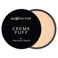 Max Factor Creme Puff Powder Heritage Natural - Крем-пудра тональная 50 тон