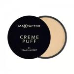 Фото Max Factor Creme Puff Powder Heritage Translucent - Крем-пудра тональная 05 тон