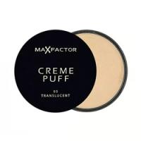 Max Factor Creme Puff Powder Heritage Translucent - Крем-пудра тональная 05 тон
