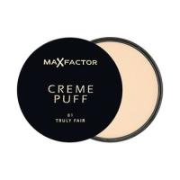 Max Factor Creme Puff Powder Heritage Truly Fair - Крем-пудра тональная 81 тон
