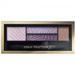 Фото Max Factor Smokey Eye Drama Kit luxe lilacs - Тени для век и бровей 4-хцветные, тон 04