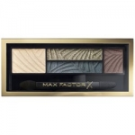 Фото Max Factor Smokey Eye Drama Kit magnetic jades - Тени для век и бровей 4-хцветные, тон 05