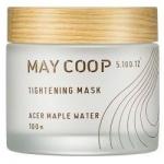 Фото May Coop Tightening Mask - Подтягивающая ночная маска для лица, 80 мл