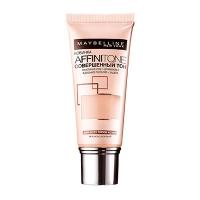 Maybelline Совершенный Тон - Тональный крем с витамином Е 17 Розово-бежевый