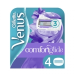 Фото Gillette Venus Breeze - Cменные картриджи для бритья cо встроенными подушечками с гелем, 4 шт