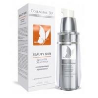 Medical Collagene 3D Beauty Skin - Коллагеновая крем-маска с витаминным комплексом, 30 мл<br>
