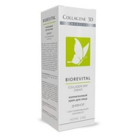 Medical Collagene 3D Biorevital - Дневной коллагеновый крем для лица с восстанавливающим комплексом, 30 мл