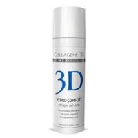 Купить Medical Collagene 3D Hydro Comfort - Коллагеновая гель-маска для сухой, склонной к раздражению кожи, 130 мл