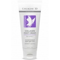 Medical Collagene 3D  Ideal Body Silk Effect - Крем для стоп, 75 мл