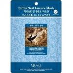 Фото Mijin Birds Nest Essence Mask - Маска тканевая с экстрактом ласточкиного гнезда, 23 г