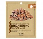 Фото Mijin Cosmetics Brightening Essence Mask - Маска для лица тканевая осветляющая, 25 г