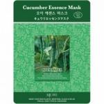 Фото Mijin Cucumber Essence Mask - Маска тканевая с огурцом, 23 г
