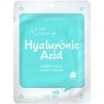 Фото Mijin MJ Care Hyaluronic Acid Mask - Маска тканевая с гиалуроновой кислотой, 22 г