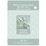 Фото Mijin Platinum Essence Mask - Маска тканевая с платиной, 23 г