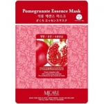 Фото Mijin Pomegranate Essence Mask - Маска тканевая с гранатом, 23 г