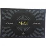 Фото Mijin Premium Charcoal Black Mask - Маска для лица с древесным углем, 25 г