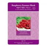 Фото Mijin Raspberry Essence Mask - Маска тканевая с малиной, 23 г