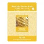 Фото Mijin Royal Jelly Essence Mask - Маска тканевая с маточным молочком, 23 г
