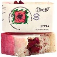 Mi&Ko - Туалетное мыло Роза, 75 г