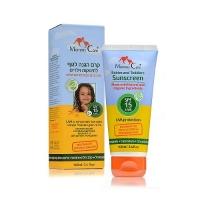Mommy Care - Органический солнцезащитный крем для тела SPF15, 100 мл