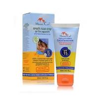 Mommy Care - Органический солнцезащитный крем для лица SPF15, 60 мл