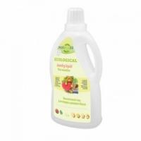Купить Molecola - Гель для стирки детского белья для чувствительной кожи, экологический, 1500 мл
