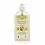 Фото Molecola - Средство для мытья детской посуды для чувствительной кожи, экологическое, 500 мл