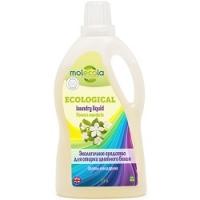 Купить Molecola - Гель для стирки цветного и линяющего белья, экологичный, 1500 мл