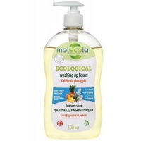 Molecola - Средство для мытья посуды, Калифорнийский Ананас, 500 мл фото