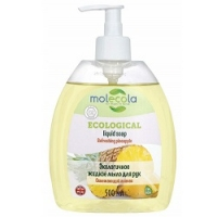 Molecola - Жидкое мыло Освежающий Ананас 500 мл.