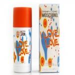 Фото Moschino I Love Love  - Парфюмированный дезодорант-спрей 50 мл