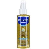 Mustela Bebe - Массажное масло, 100 мл