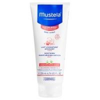 Mustela Bebe - Молочко увлажняющее, успокаивающее для тела, 200 мл