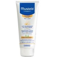 Mustela Bebe - Питательное молочко для тела с кольд-кремом, 200 мл