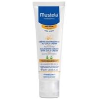 Mustela Bebe - Питательный крем для лица с кольд-кремом, 40 мл