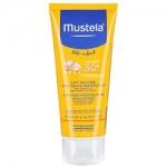 Фото Mustela Bebe Sun - Солнцезащитное молочко SPF 50+, 200 мл