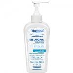 Фото Mustela Stelatopia - Крем для мытья для новорожденных, младенцев и детей, 200 мл.