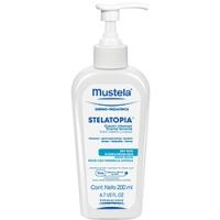 Mustela Stelatopia - Крем для мытья для новорожденных, младенцев и детей, 200 мл.